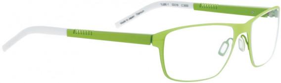 BELLINGER TUBE-1 glasses in Light Green