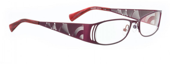 BELLINGER TRIUMPH glasses in Light Purple