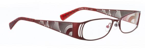 BELLINGER TRIUMPH glasses in Red