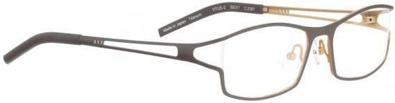 BELLINGER TITUS-2 glasses in Matt Brown