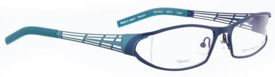 BELLINGER TECHNA-1 glasses in Blue