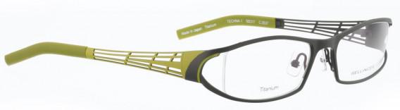 BELLINGER TECHNA-1 glasses in Olive Green