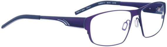 BELLINGER SUBWAY-4 glasses in Lavender