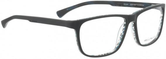 BELLINGER STROM glasses in Matt Black Pattern