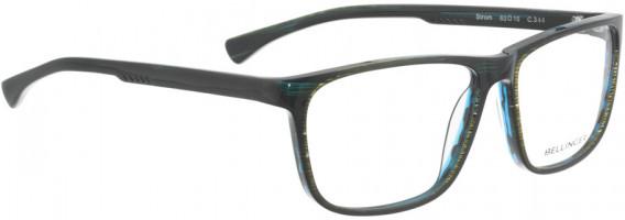BELLINGER STROM glasses in Blue Pattern