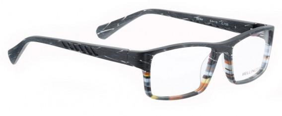BELLINGER STRIKE glasses in Matt Grey Pattern