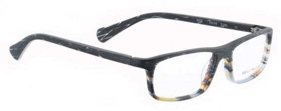 BELLINGER STING glasses in Matt Grey Pattern