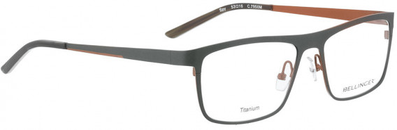 BELLINGER SPY glasses in Matt Dark Grey