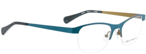 BELLINGER SPIRIT glasses in Light Blue