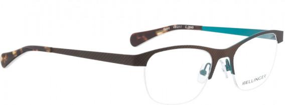 BELLINGER SPIRIT glasses in Brown