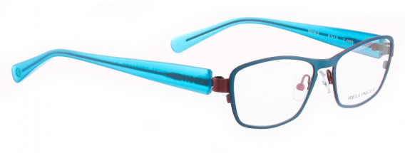 BELLINGER SPIRAL-3 glasses in Turquoise Pearl