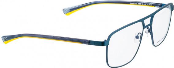 BELLINGER SPEED-500 glasses in Blue/Yellow
