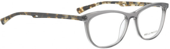 BELLINGER SOUL glasses in Grey Transparent