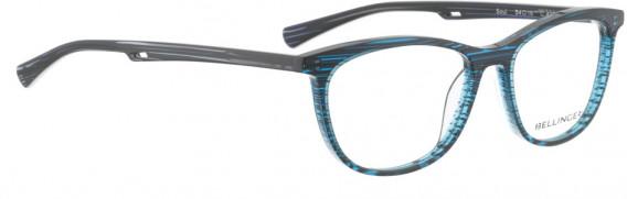 BELLINGER SOUL glasses in Blue Stripes