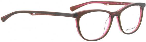 BELLINGER SOUL glasses in Light Brown Pattern