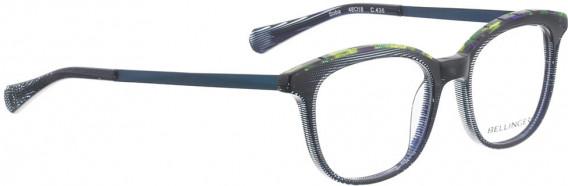 BELLINGER SOBA glasses in Blue Pattern