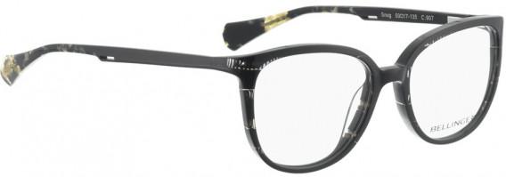 BELLINGER SNUG glasses in Black Pattern