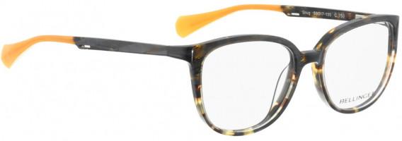 BELLINGER SNUG glasses in Grey Pattern