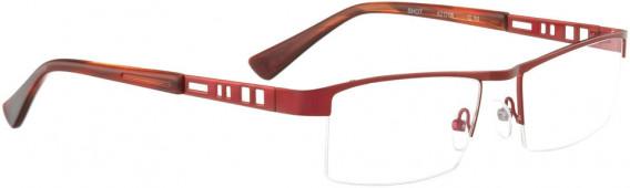 BELLINGER SHOT glasses in Shiny Red