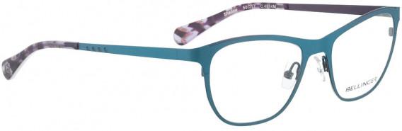 BELLINGER SHADOW glasses in Matt Turquoise