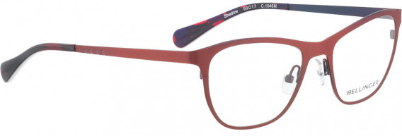 BELLINGER SHADOW glasses in Matt Red