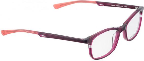 BELLINGER SERENE glasses in Aubergine