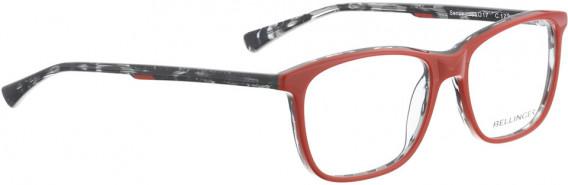 BELLINGER SENSE glasses in Red Pattern