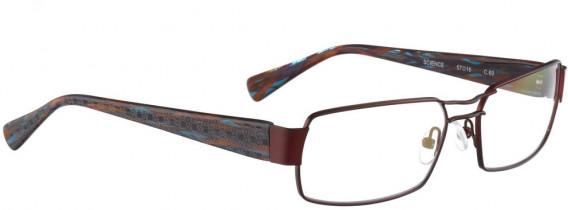 BELLINGER SCIENCE glasses in Aubergine