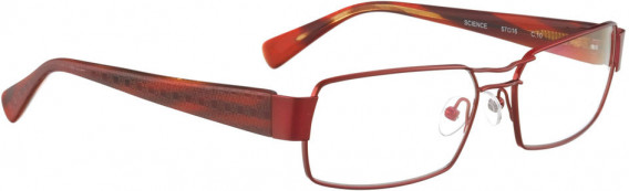 BELLINGER SCIENCE glasses in Shiny Red