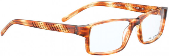 BELLINGER SALTO-2 glasses in Light Brown