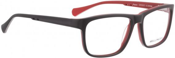 BELLINGER RAZOR glasses in Matt Black