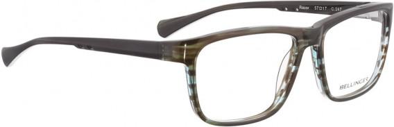 BELLINGER RAZOR glasses in Brown