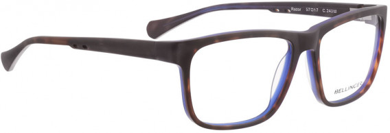 BELLINGER RAZOR glasses in Matt Brown