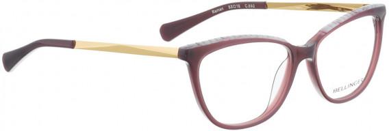 BELLINGER RAMEN glasses in Purple
