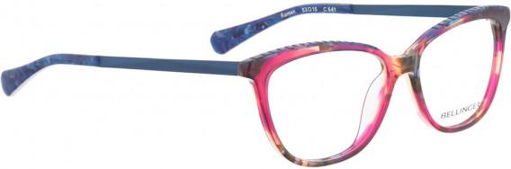 BELLINGER RAMEN glasses in Purple Pattern