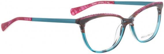 BELLINGER RAMEN glasses in Turquoise