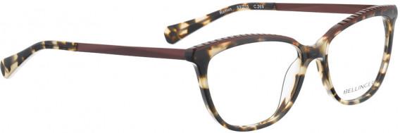BELLINGER RAMEN glasses in Brown Pattern