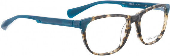 BELLINGER PIT-6 glasses in Brown Pattern/Blue