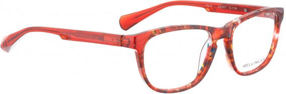 BELLINGER PIT-6 glasses in Red Pattern