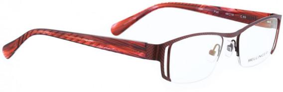 BELLINGER PIET glasses in Aubergine