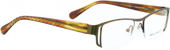 BELLINGER PIET glasses in Army Green