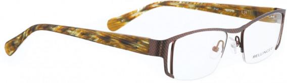 BELLINGER PIET glasses in Matt Brown