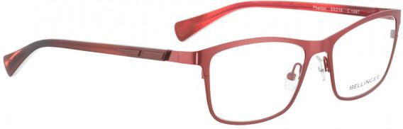 BELLINGER PHANTON glasses in Red