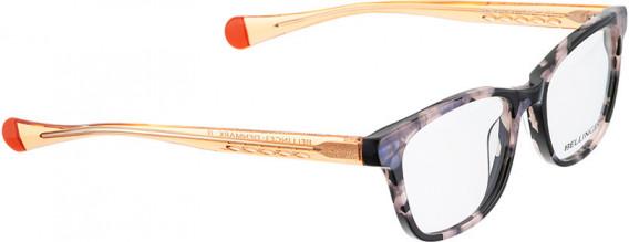 BELLINGER PATROL-200 glasses in Grey Pattern/Orange