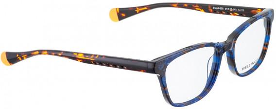 BELLINGER PATROL-200 glasses in Blue Pattern