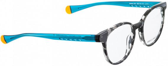 BELLINGER PATROL-100 glasses in Black Pattern