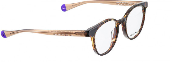 BELLINGER PATROL-100 glasses in Brown Pattern