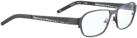 BELLINGER PANTON-2 glasses in Dark Grey