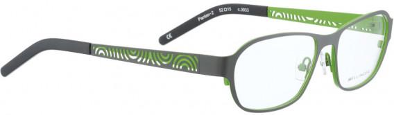 BELLINGER PANTON-2 glasses in Green