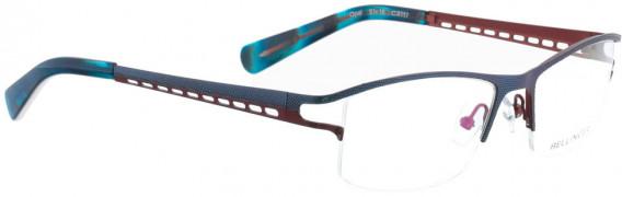 BELLINGER OPAL glasses in Metallic Blue